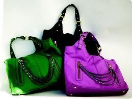 Contrast Bags