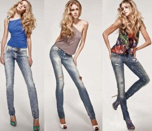 Girls in Jeans