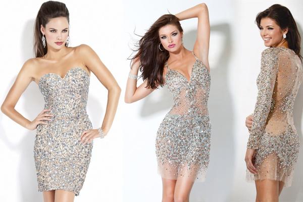 Dress-with-stone
