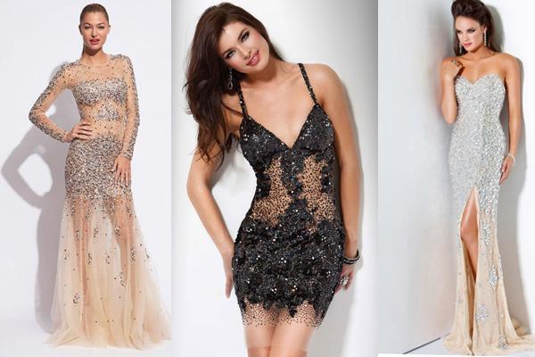 Платье С Камнями Телесного Цвета Купить