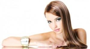 как укладывать прямые волосы