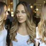 как покрасить волосы в два цвета 3
