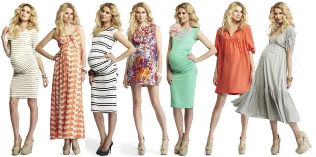 модные платья для беременных 2015-2016