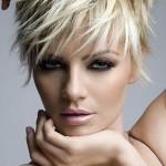 женские стрижки на короткие волосы фото 13
