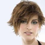 женские стрижки на короткие волосы фото 17
