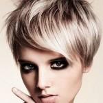 женские стрижки на короткие волосы фото 6