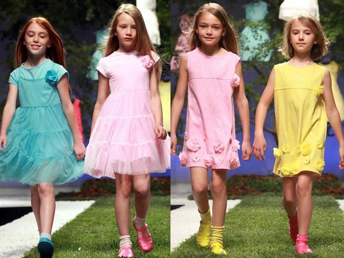 детская одежда для девочек 2015