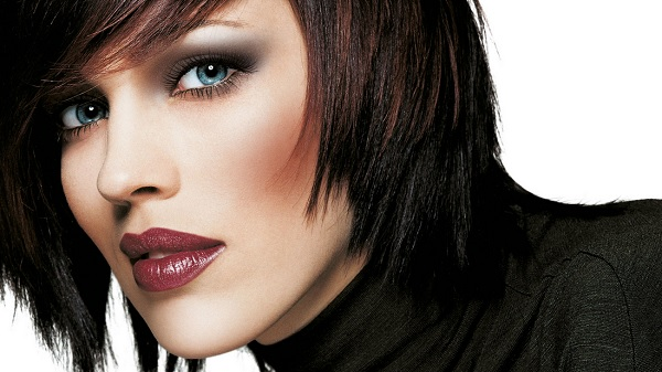 макияж для брюнеток с голубыми глазами 3