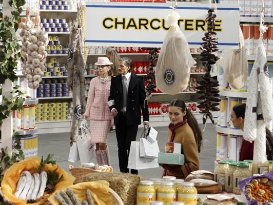 Chanel 2015 осень-зима