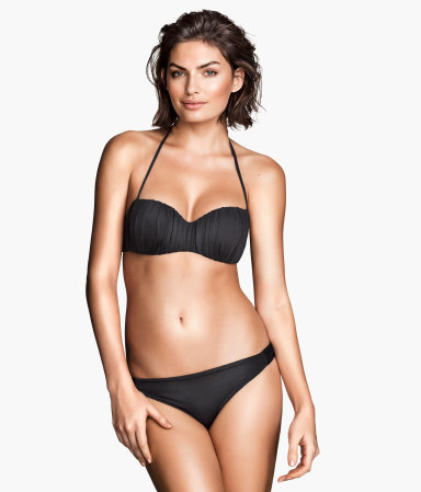 сексуальные купальники от H&M фото 12