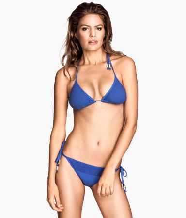 сексуальные купальники от H&M фото 13