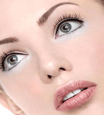 макияж для блондинок с серыми глазами фото 2
