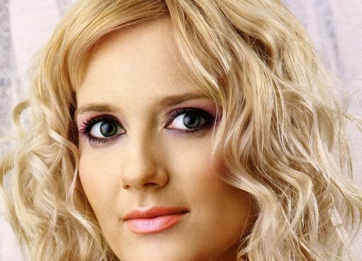 макияж для блондинок с зелеными глазами фото 1