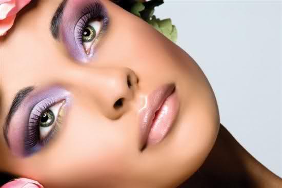 макияж для блондинок с зелеными глазами фото 4
