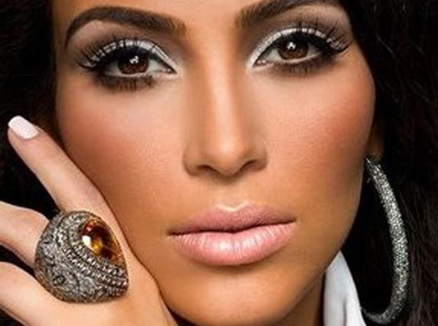 макияж для брюнеток с карими глазами 2