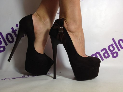 туфли на высоком каблуке фото 13