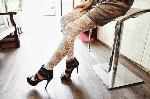 туфли на высоком каблуке фото 10