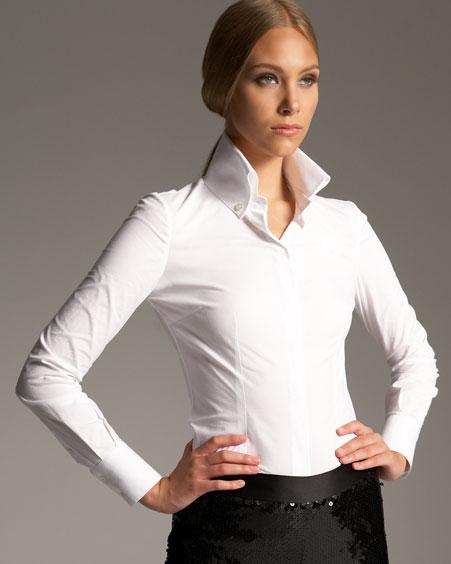 с чем носить блузку в 2016 году фото 7