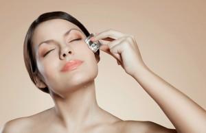 криомассаж кожи лица