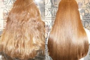 биоламинирование волос, фото до и после 2
