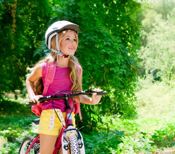 аксессуары для детских велосипедов