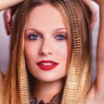 прическа гофре на длинные волосы фото 4
