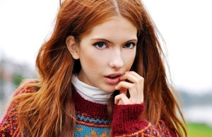 плюсы и минусы рыжих волос