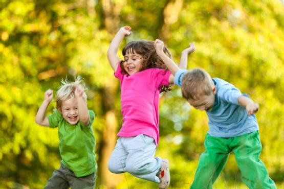 игры для детей в парке