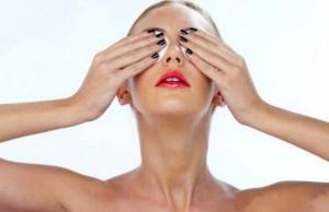 замаскировать синяки под глазами