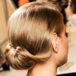 cвадебные прически на средние волосы фото 14