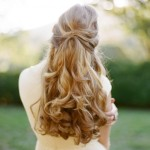 свадебные прически на длинные волосы 2015-2016 фото 2