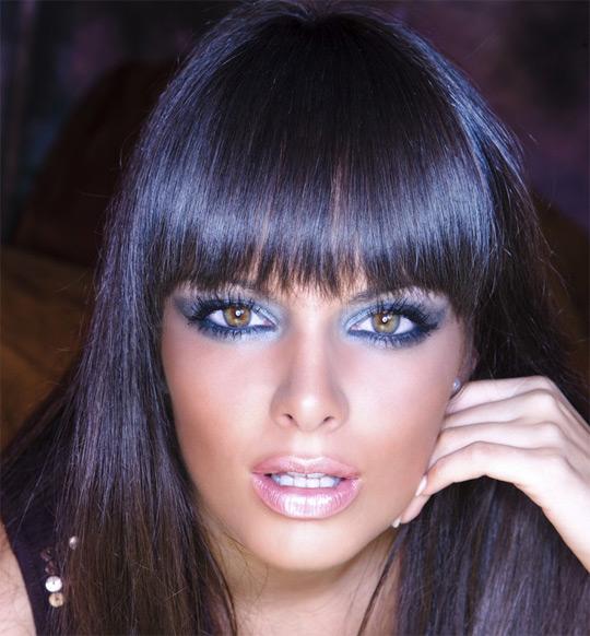 вечерний макияж для карих глаз фото 8