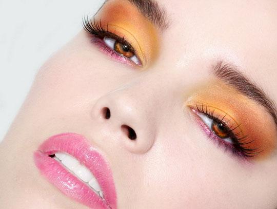 вечерний макияж для карих глаз фото 6