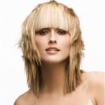 стрижка лесенка на короткие волосы 2015-2016 1