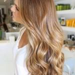 омбре на русые и светлые волосы 2015-2016 фото 8
