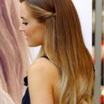 омбре на русые и светлые волосы 2015-2016 фото 9