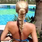 коса рыбий хвост фото 15