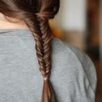 коса рыбий хвост фото 12