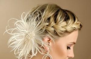 особенности плетение ажурных кос на длинных волосах