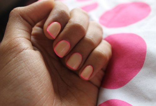 маникюр для коротких ногтей фото 8