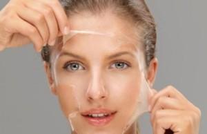 Желатиновая маска для лица 3