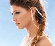 длинные и прямые волосы 4