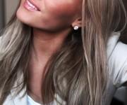 длинные и прямые волосы 1