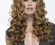 длинные и прямые волосы 5
