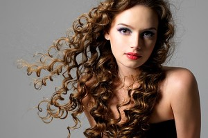 биозавивка волос, до и после