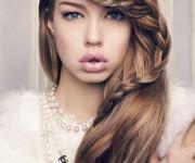 плетение и косы на длинные волосы 2