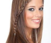 плетение и косы на длинные волосы 7