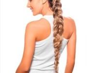 плетение и косы на длинные волосы 8
