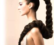 плетение и косы на длинные волосы 9