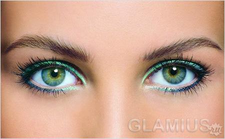 как красить глаза карандашом фото 3